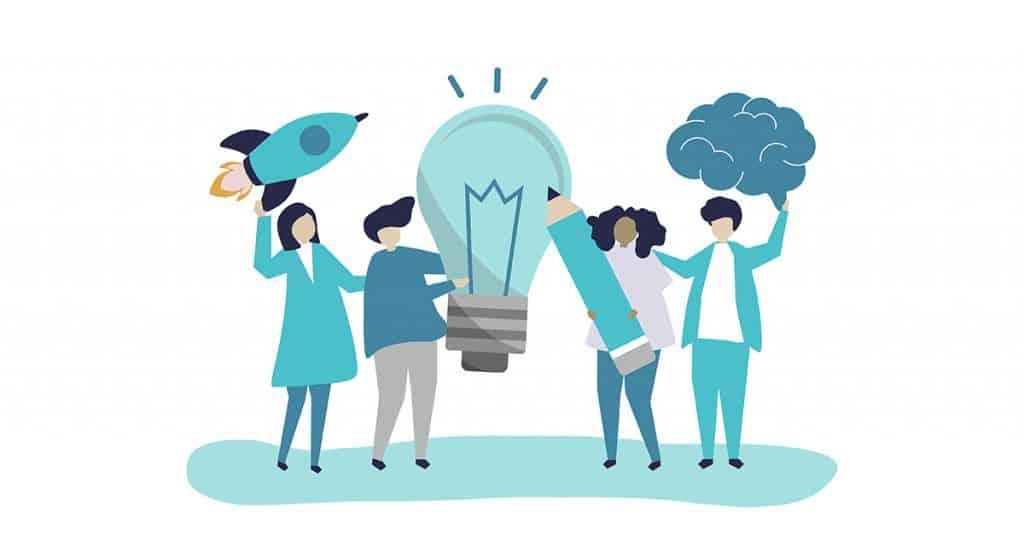 imagem demonstrando inovação social